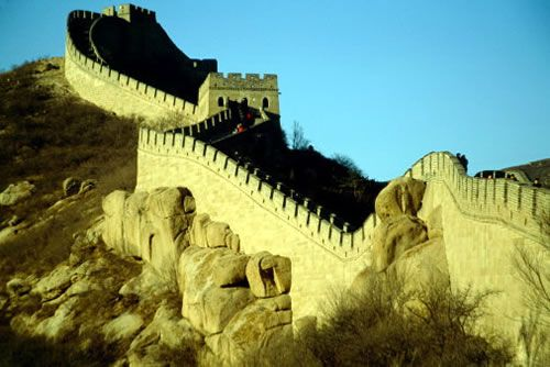 Китайские технологии: Великую китайскую стену возводили на рисовой каше