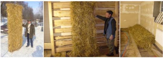 В Беларуси появились производители соломенных матов