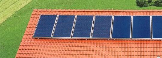 Смотрите, завидуйте — солнечные батареи…