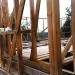 Начало работ по внутреннему каркасу (7 фото)