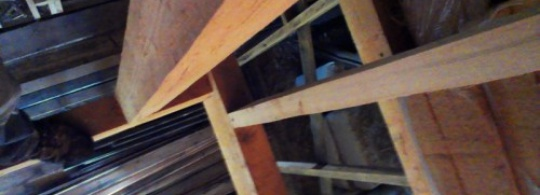 Проблема с опорной балкой в каркасе дома
