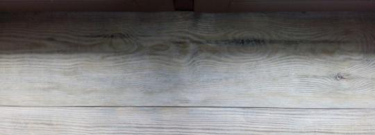 Мой опыт браширования дерева для подоконников и откосов
