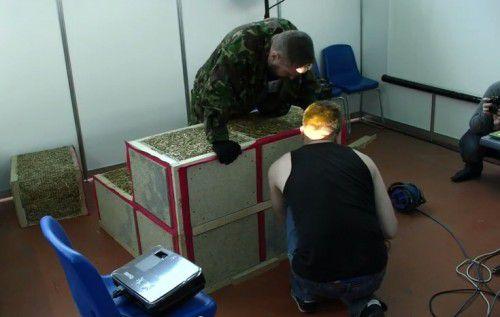 Экокуб: запатентованная технология соломенного строительства