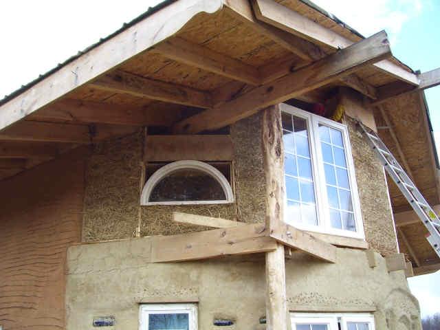 Свесы крыши