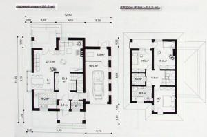 Проект дома, который мне понравился