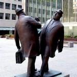Памятнику Встреча