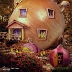 Дом-луковица