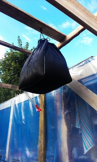 Подвесной душ на 40 литров