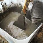 Делаем раствор для гидроизоляции фундамента