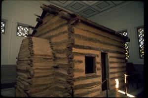 Дом, в котором родился президент Линкольн