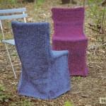 Накидки для металлических стульев