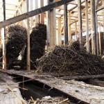 Соломенные блоки разваливаются при переноске