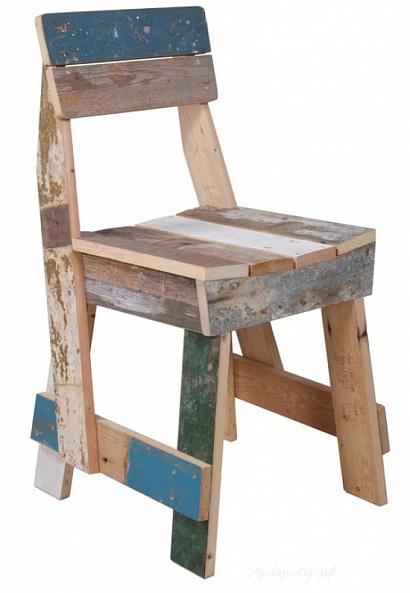 Старые стулья: 70 идей реставрации своими руками - Дом из соломы своими руками, дневник стройки
