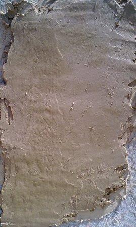 Финишная глиняно-песчаная замазка