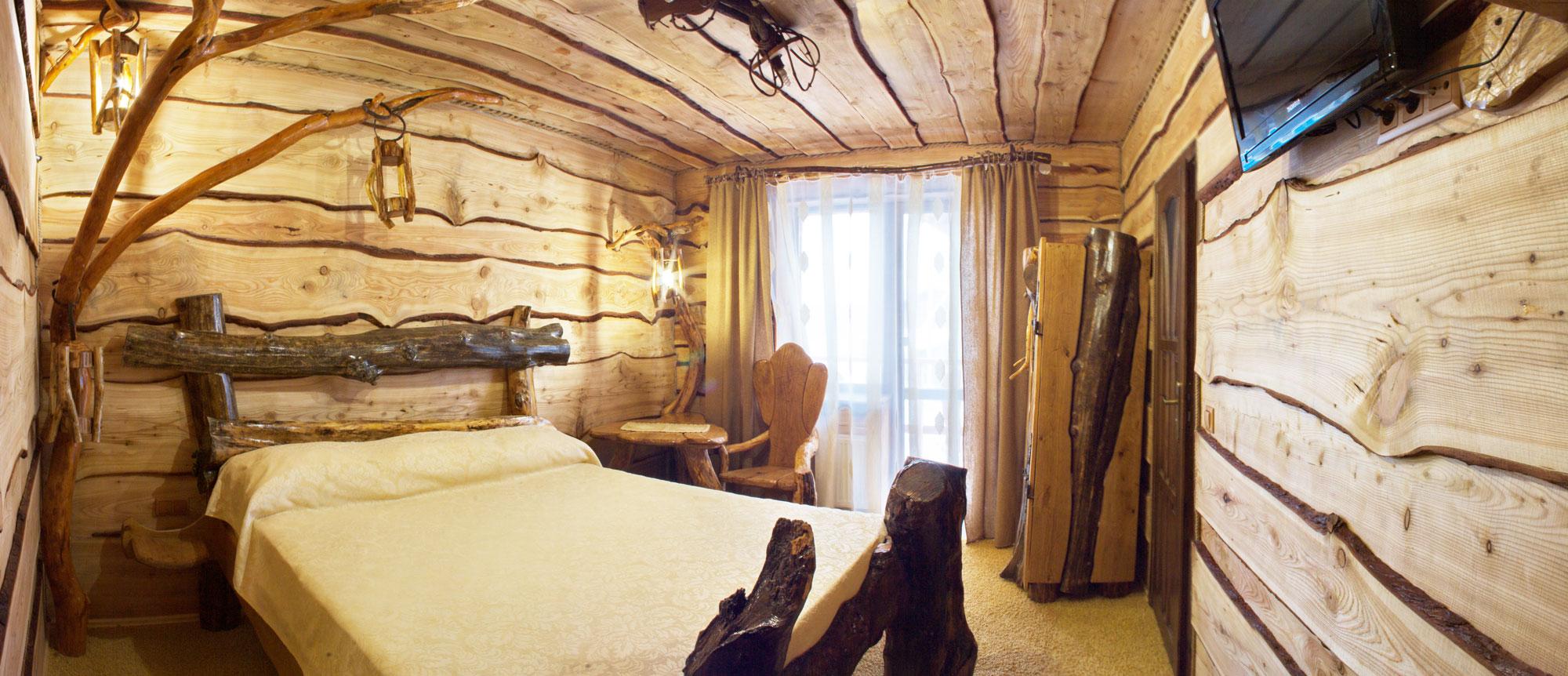 Дом из обрезной доски своими руками