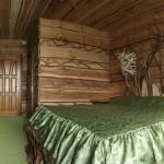 Комната, навевающая болотные ассоциации