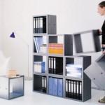 Ящики-коробки для хранения, которые можно разбирать