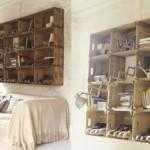 Ящики на стену
