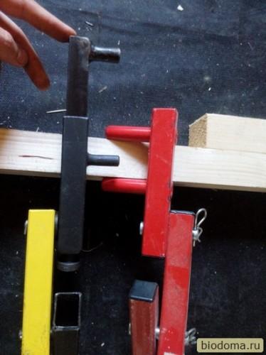 Сравнение инструмента по укладке пола из массивной доски