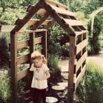 Домик для детей из деревянных поддонов своими руками