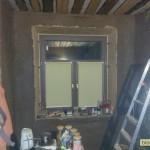 Закругленные углы в соломенном доме