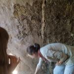 Жена и глиняная штукатурка, акт 2